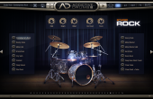 Addictive Drums 2 - Kit Main View (Studio Rock AdPak)