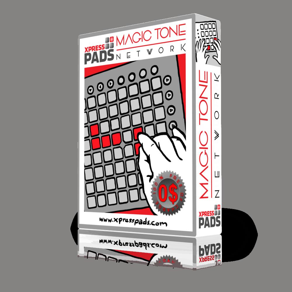 Box Shot - Magic Tone Network