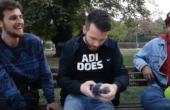 Touek, Yiv, and Andreas - Finger Drumming Jam at XpressPads