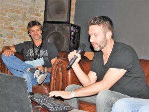 Tim Kroker and Andreas Samek, SMF 2018