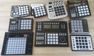 pad controllers & groove production studios