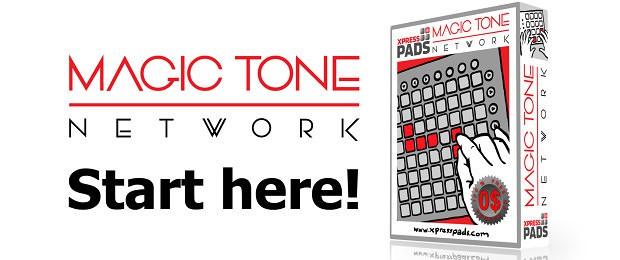 Magic Tone Network Start Here