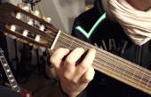 C Major Guitar Chord - correct