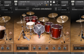 NI Studio Drummer - All 3 Virtual Drum Kits