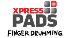 XpressPads - The desktop alternative to real drumming! Learn Finger Drumming Now!