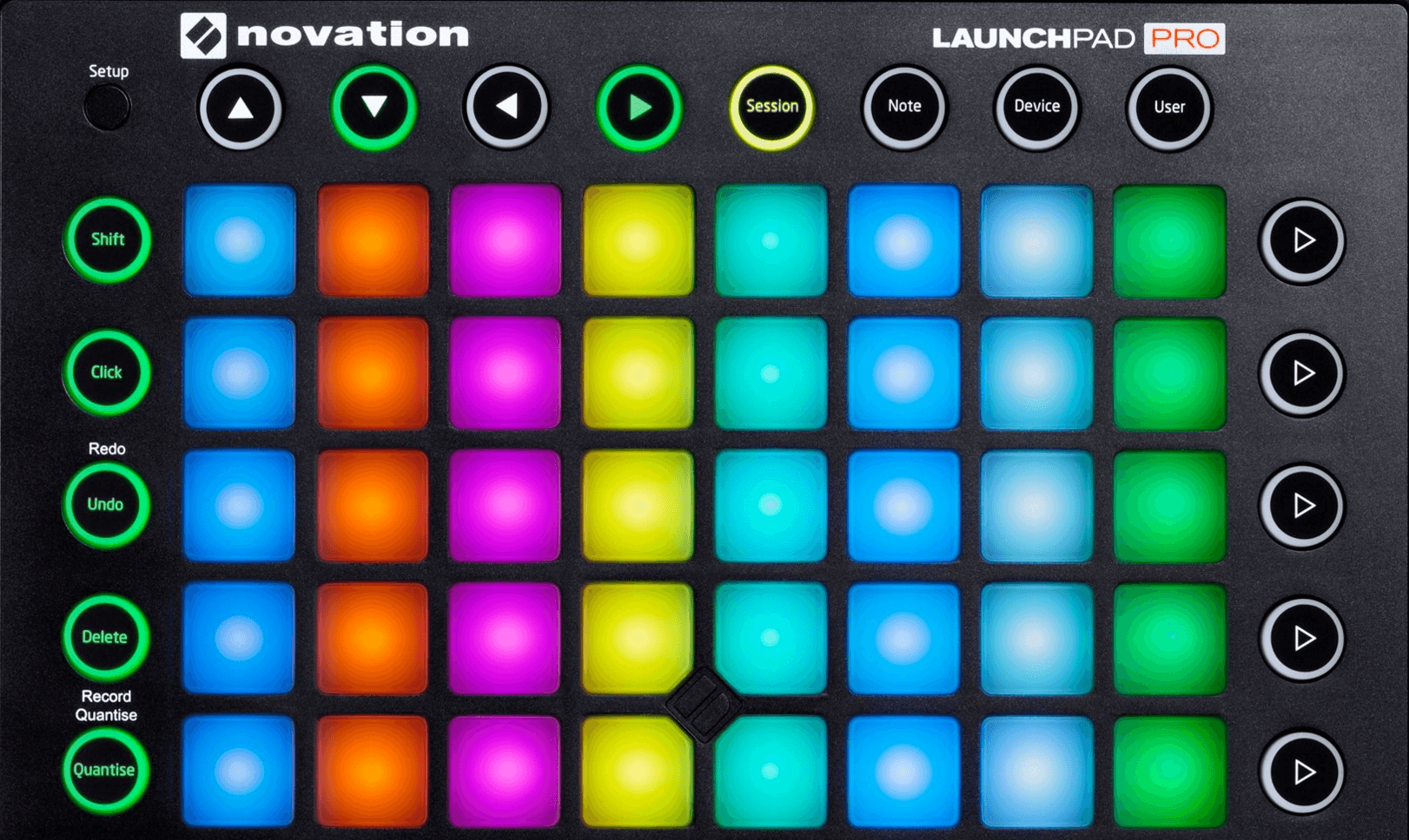 Novation Launchpad Pro for Finger Drumming